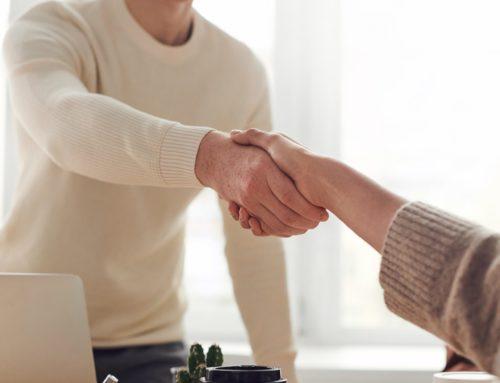 Dein Auftritt beim Kennenlernen mit dem Kunden